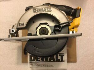 "New Dewalt DCS393B 20V 20 Volt Max 6-1/2"" Cordless Circular Saw W/ Blade"