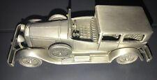 Danbury Mint Pewter Car - 1926 ISOTTA FRASCHINI