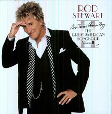 Rod Stewart - As Time Goes By the Great American Son [New CD] Germany - Import