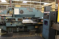 AMADA PEGA - 304040 CNC TURRET PUNCH~YEAR 1981~ONTARIO, CALIF.