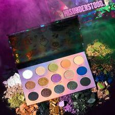 Colourpop Disney Villains Misunderstood Eyeshadow Palette New In Box AUTHENTIC!