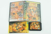 BARE KNUCKLE III 3 Genesis SEGA Megadrive Box From Japan