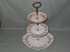 Duchess Crestwood Bone China 3-Tier Cake Plate Stand