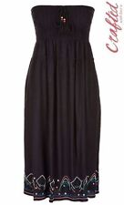 Crossroads Viscose Casual Solid Dresses for Women