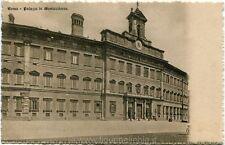 Primi anni 1900 Roma - Facciata di Palazzo Montecitorio - FP B/N