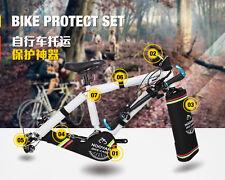 Bicycle hard case EVA mountain bike box racing bike pod package bag protection