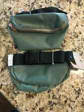 Oak and Reed Sport & Travel Fashion Women's Fanny Pack Waist Bag (2 fanny packs)