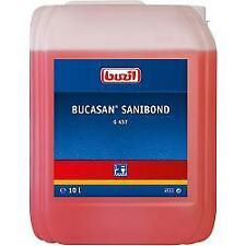 Buzil Bucasan Sanibond G457 Sanitärunterhaltsreiniger 10l auf Zitronensäurebasis