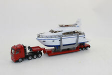 Siku 1849 Heavy Transport With Yacht 1:87 H0 New Original Packaging