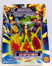 Marvel Universe Rogue 1996 Mint on Exc. Card Free Ship w/ Pro Packing