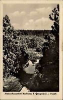 GEORGENFELD Erzgebirge DDR Hochmoor alte AK alte Postkarte Ansichtskarte 1955