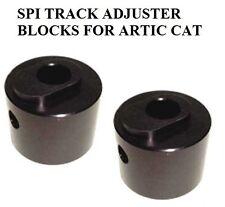 SPI TRACK ADJUSTER BLOCKS SM-04062 For Arctic Cat PACK OF 2 ZR Bearcat EXT ZL