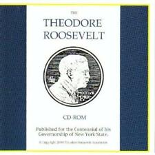 THEODORE ROOSEVELT CENTENNIAL CD-ROM 1893798178 SEALED