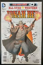 All Star Western Starring JONAH HEX #0 (2012 The New 52, DC Comics) ~ VF/NM Book