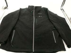 Milwaukee 202B-212X M12 Heated TOUGHSHELL Jacket ONLY Size 2X BLACK LN
