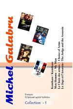 Michel Galabru Collection 1. Français Optional English Subtitles. 4 movies