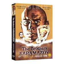 The Brothers Karamazov (1958) DVD - Yul Brynner (New *Sealed *All Region)