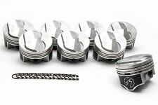 Chevy 7.4/454 Speed Pro Hypereutectic Coated Skirt 22cc Dome Pistons Set/8 +.030