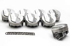 Chevy 7.4/454 Speed Pro Hypereutectic Coated Skirt 22cc Dome Pistons Set/8 std