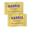 2x Kamala Harris Canvas Flag US President 2020 Election 3x5 ft for The People