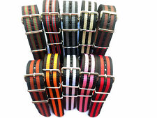 Cinturino Nato G10 Termosaldato Bond 16 18 20 22 24 26 mm Nato Watch Straps