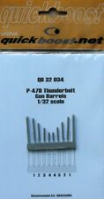 Quickboost 1/32 P-47D Pistolet Canons pour Hasegawa #32034