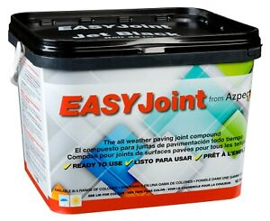 EASYJoint Jet Black 12.5kg Paving Jointing Compound by Azpects