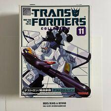 Takara Transformers G1 Collection # 11 Astrotrain MIB New Sealed