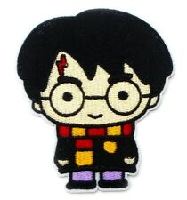 "Harry Potter Patch Embroidered Sew or Iron On Applique Apx 4.10"" X 3.10"""