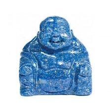 Buddha Statue Lapis Lazuli Precious High Quality Stone Beautiful Gift Idea