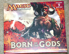 MTG BORN OF THE GODS FAT PACK  JAPANESE FACTORY SEALED
