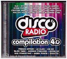 DISCORADIO COMPILATION 4.0 Anno 2013 disco radio