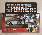 TRANSFORMERS G1 AUTOBOT JAZZ MISB! US SELLER VERY RARE! For Sale