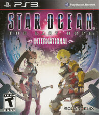 Star Ocean: The Last Hope International (PS 3, 2010) COMPLETE !! Great Condition