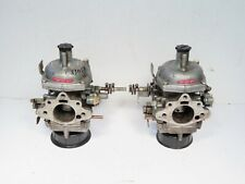 Stromberg 175CD-2 Carburetors Fits Jaguar XKE 4.2L 1969-1971  C3305F/C3305R