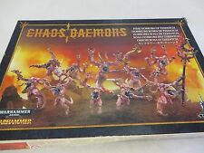 Warhammer 40k Horrors Chaos box army lot complete