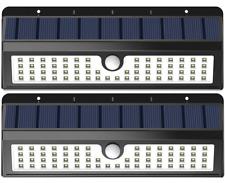 Solar Light Lemontec 62 LED Wall Light Outdoor Security Lighting