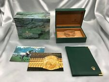 Genuine ROLEX submariner watch box 68.00.55 empty watch case 0915007 A108