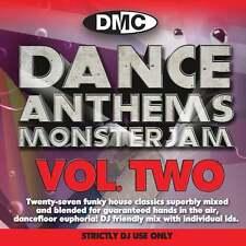 DMC Dance Anthems Mosterjam Vol 2 Party DJ CD Mixed By KlubheadZ