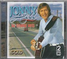 Jonny Hill - 36 Starke Hits, 2CD Neu
