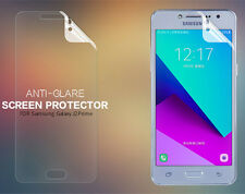 Plastic Screen Protector For Samsung Galaxy J2 Prime/G532 - Matte/Anti-Glare