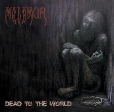MALAMOR - Dead To The World CD Pyrexia Internal bleeding Eternal Suffering TXDM