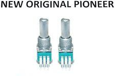 2x Dcs1130 Mic Level 1 2 Pioneer Dj Mixer Djm-800 Djm-900Srt Djm-2000Nxs Xdj-Rr
