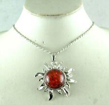 FASHION JEWELRY Precious Modernist  AMBER,GEMSTONE necklace new style  c3