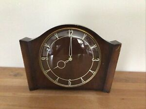Smiths Mantle Clock 8 Day Movement