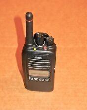 Icom Ic-F2000S Handheld Two Way Radio only