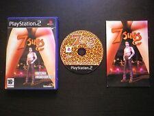 7 SINS sept pêchés capitaux : JEU Sony PLAYSTATION 2 PS2 (complet, envoi suivi)