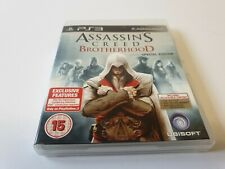 Assassin's Creed Brotherhood 'Special Edition' (SONY PlayStation 3)