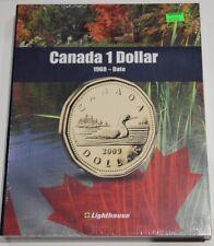 VISTA COIN BOOK CANADA 1 DOLLAR (LOONIES) - VOL 2 - 1968-DATE