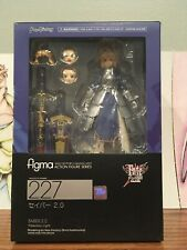 Authentic Max Factory Figma 227 Saber 2.0 Fate/Stay Night Grand Order Figure